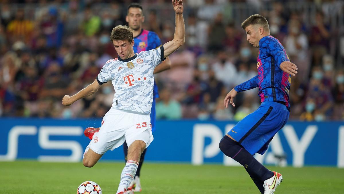 Champions League | FC Barcelona - Bayern, en imágenes
