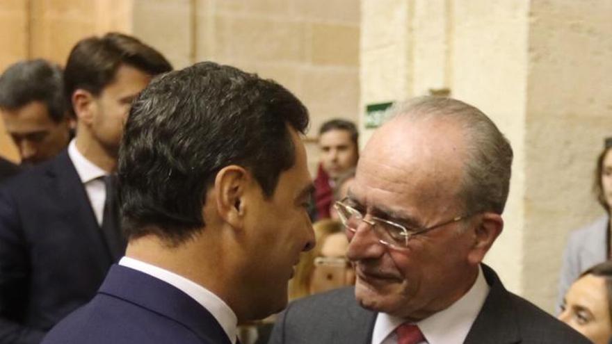 """De la Torre: """"Por fin tendremos a una Junta que no frene a Málaga"""""""