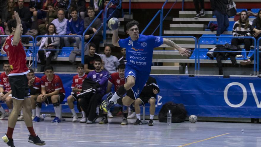 Los equipos asturianos de balonmano ya conocen sus calendarios