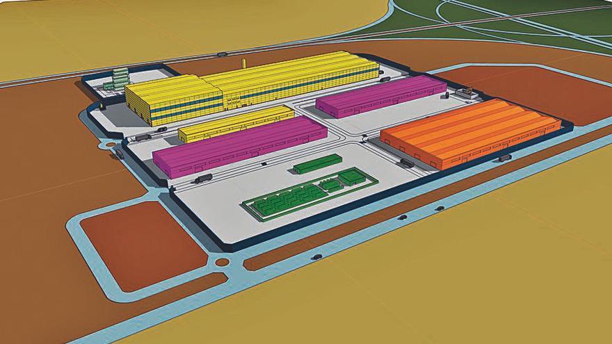 """Latemalumium proyecta crear un polo industrial del aluminio en """"La Marina"""" de Benavente"""