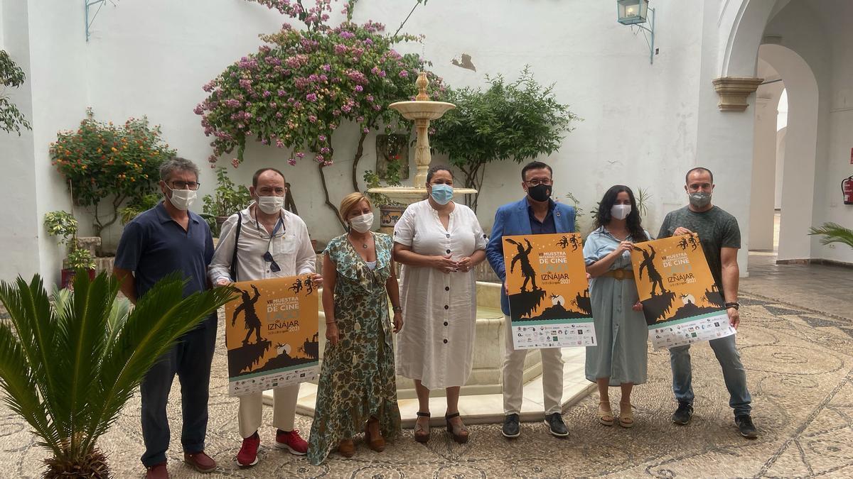 Presentación de la VII edición de la Muestra Internacional de Cine Lago de Iznájar