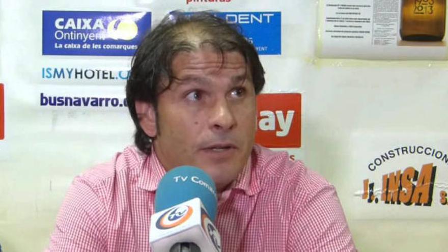 Ontinyent CF: Mullor será el nuevo entrenador