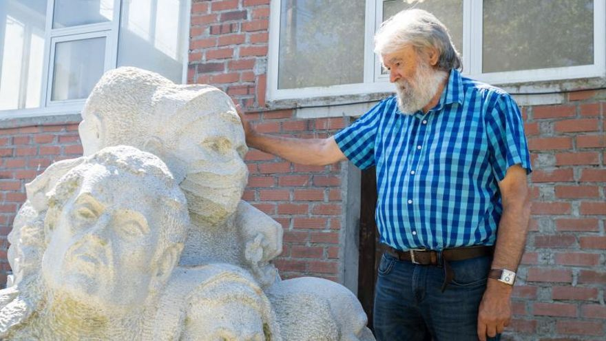 El Goián más artístico recibe su merecido homenaje