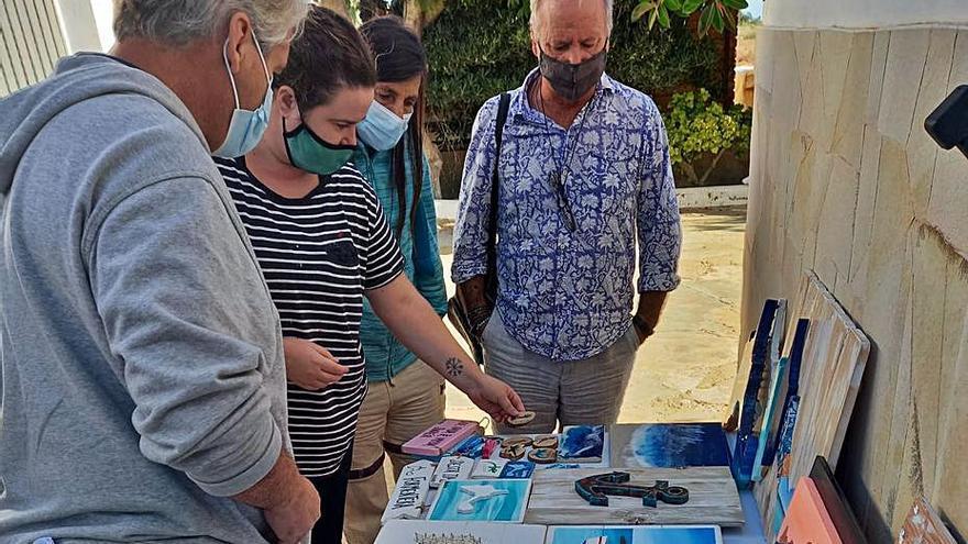 Siete artesanos de Formentera aspiran a la carta y uno a la maestría