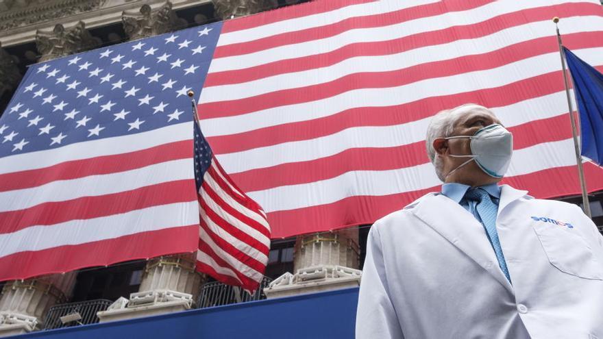 Nueva York pasa a la fase dos de reapertura este lunes