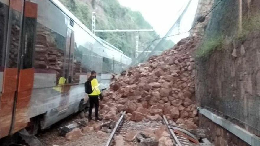 L'Audiència de Barcelona ordena reobrir el cas de l'accident de tren mortal de Vacarisses