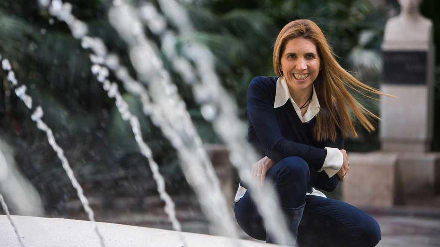 Nuria Oliver, inteligencia al servicio de las personas