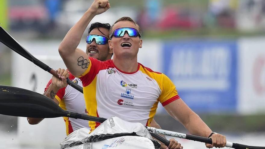 Marcus Cooper disputará la Copa del Mundo Esprint