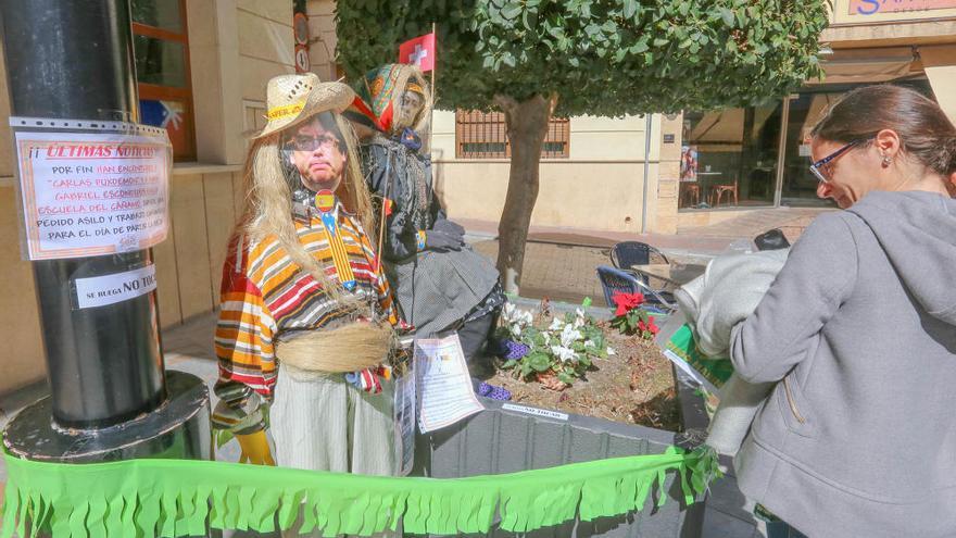 Puigdemont está en Callosa