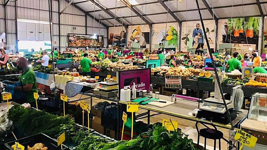 El Mercado del Agricultor de San Miguel cumple 21 años