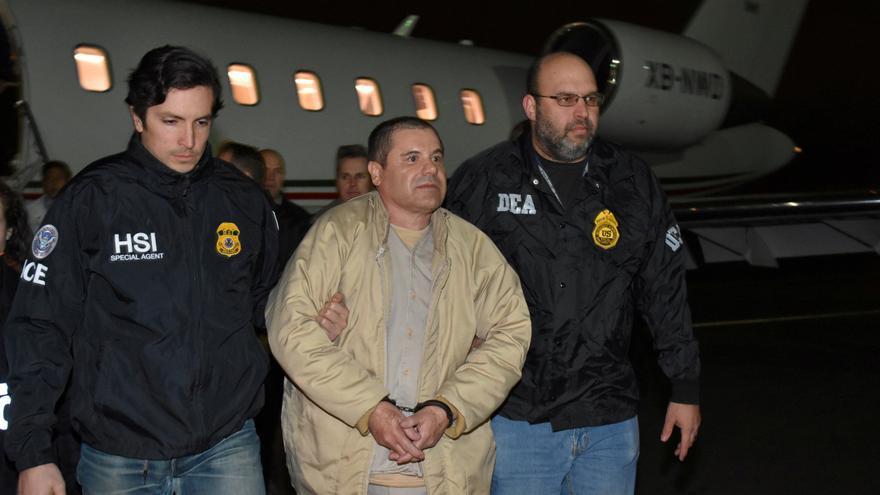 """El Chapo denuncia las """"condiciones inhumanas"""" de la cárcel de Florence"""