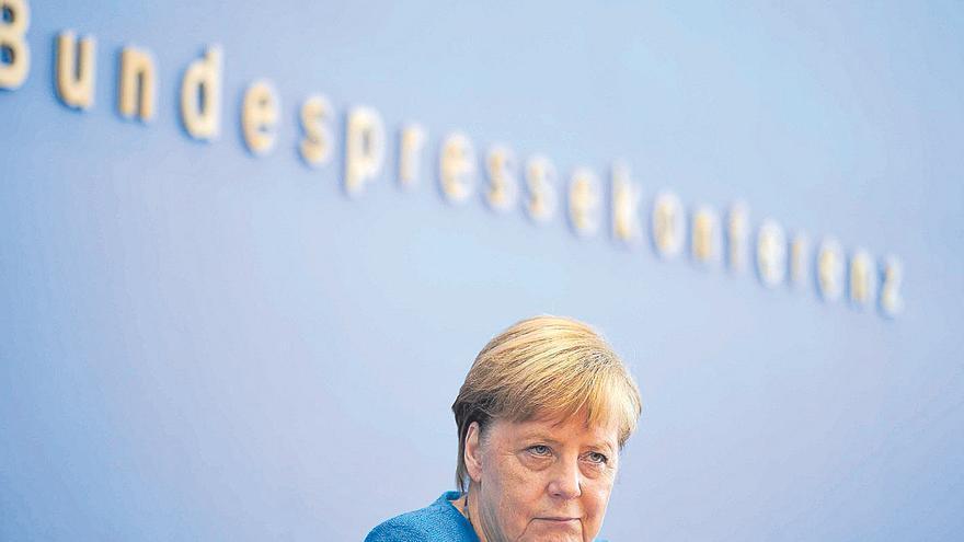 Cómo se atreve Merkel