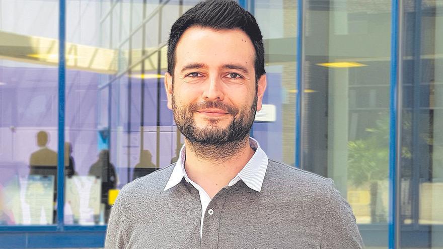 """Francesc Esteve: """"La innovació ha d'acompanyar-se de metodologies docents"""""""