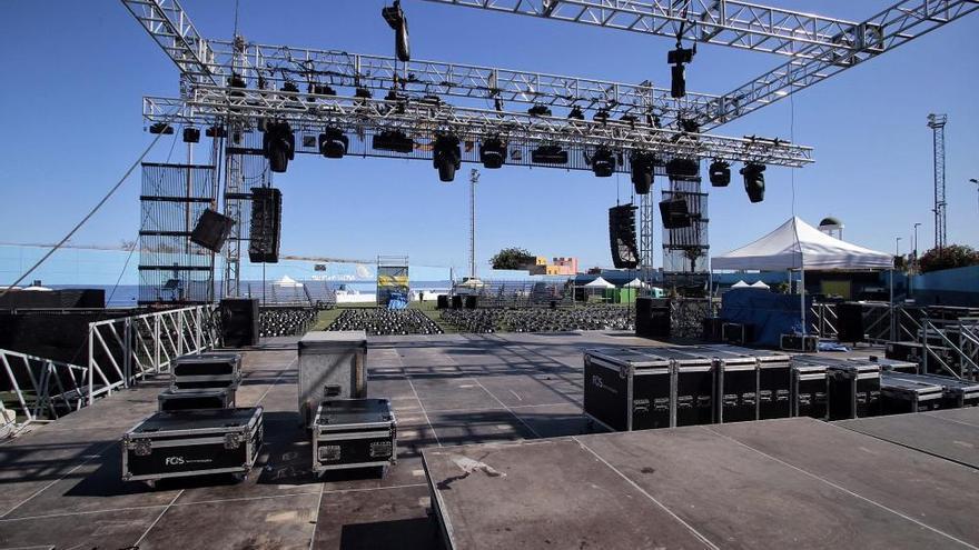 Phe aterriza en el Puerto como una de las mayores citas musicales tras la pandemia