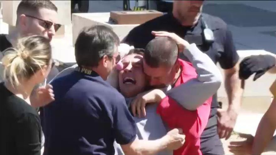 Detenido el viudo de una de las asesinadas en Aranjuez