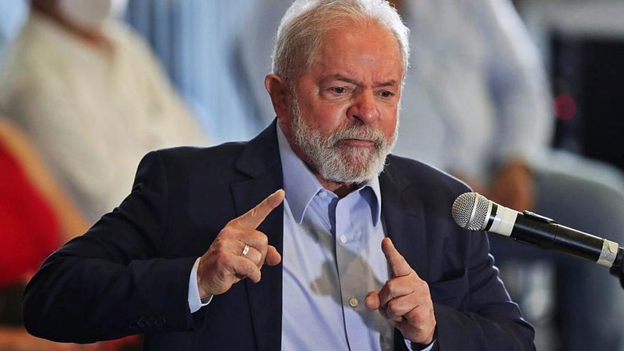 Lula: «He estat víctima de la més gran mentida jurídica en 500 anys»