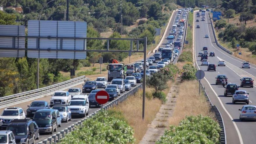 An Andratx-Autobahn entsteht neue Schallschutzmauer