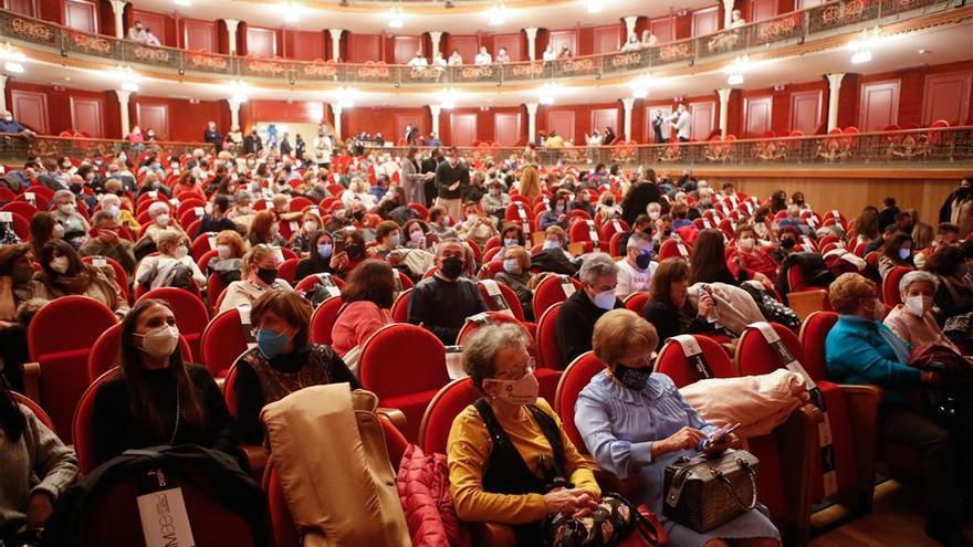 Cancelada la representación de la comedia 'Los asquerosos' en el Gran Teatro