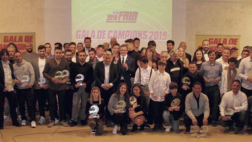 La Federación Balear de Automovilismo premia a los mejores de la pasada temporada