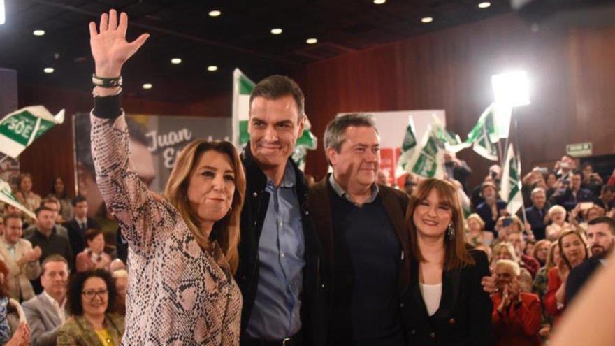 Los críticos de Susana Díaz mueven sus fichas para disputarle el liderazgo del PSOE andaluz
