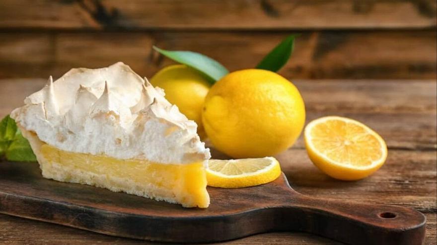 Cómo hacer una tarta de limón ligera