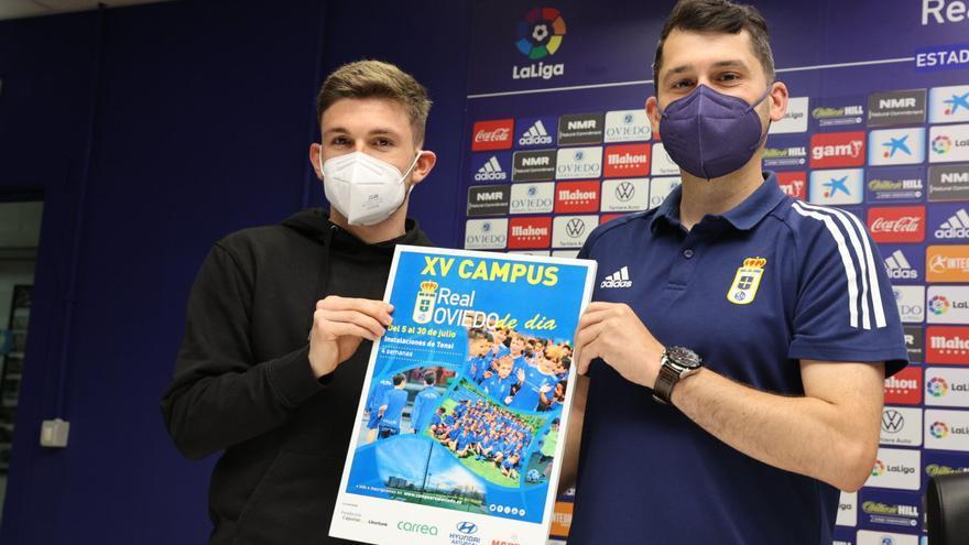 """Viti no descarta salir del Oviedo este verano: """"Si aquí no tengo la oportunidad habría que buscar destino"""""""