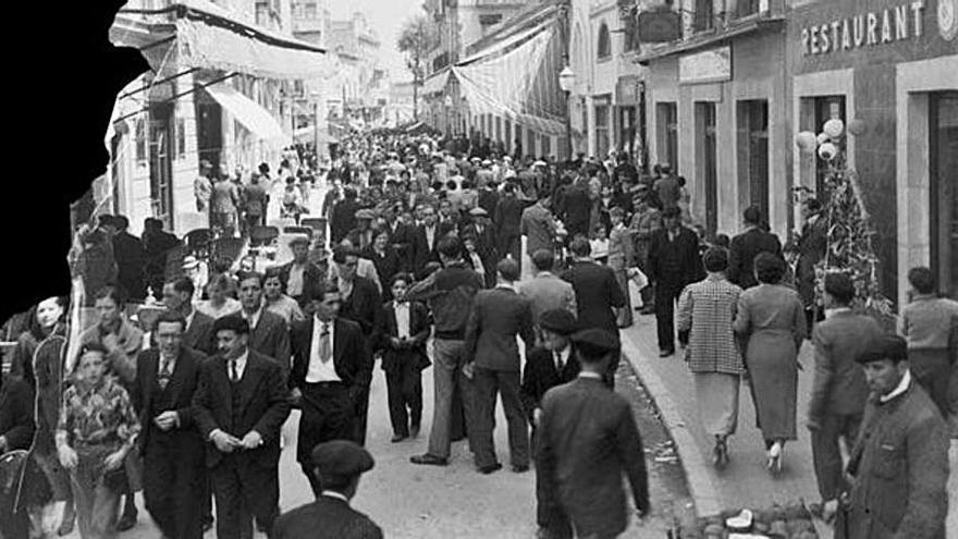 Dos historiadors busquen fotos de la II República i de la guerra civil a Figueres