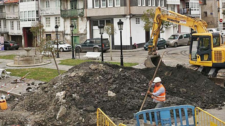 La Xunta definirá las obras para mejorar la red de fecales de Betanzos