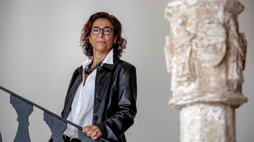 Maria Gràcia Salvà: «Celebraremos los 60 años del museo con una gran exposición de arqueología»