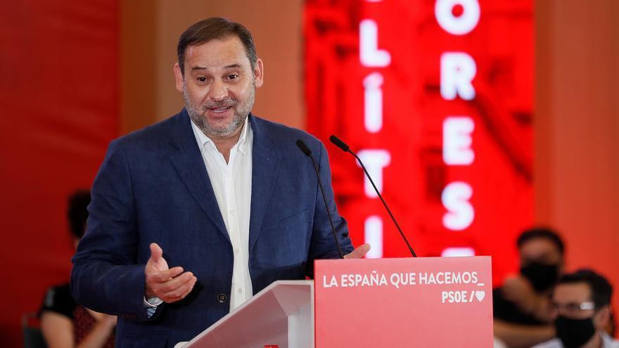 """Ábalos, sobre los indultos: """"Tenemos que hacerlo por España, por Cataluña"""","""