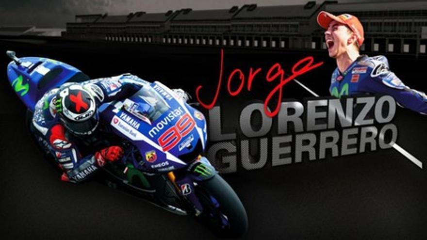 Jorge Lorenzo, guerrero