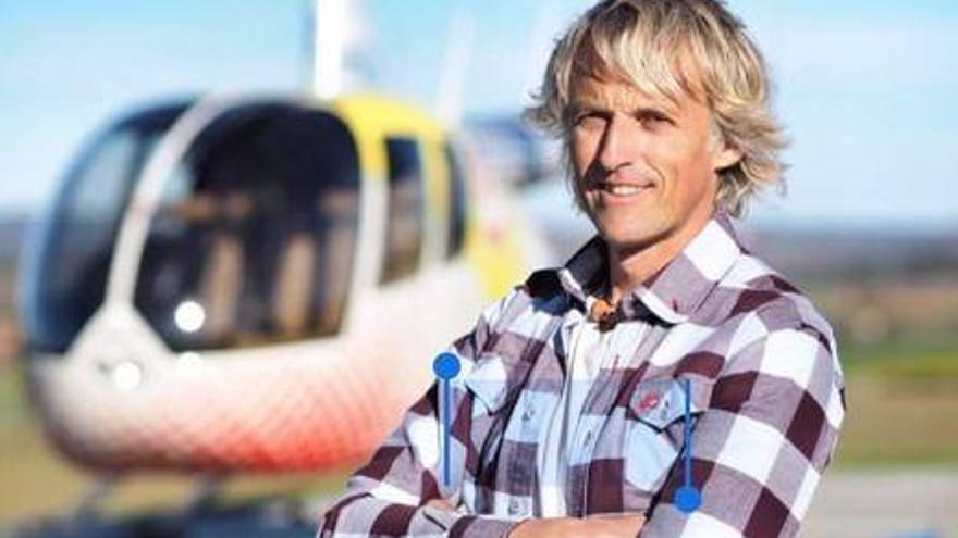 «Volando voy» de Jesús Calleja mostra el vídeo de Cap de Creus a Port de la Selva
