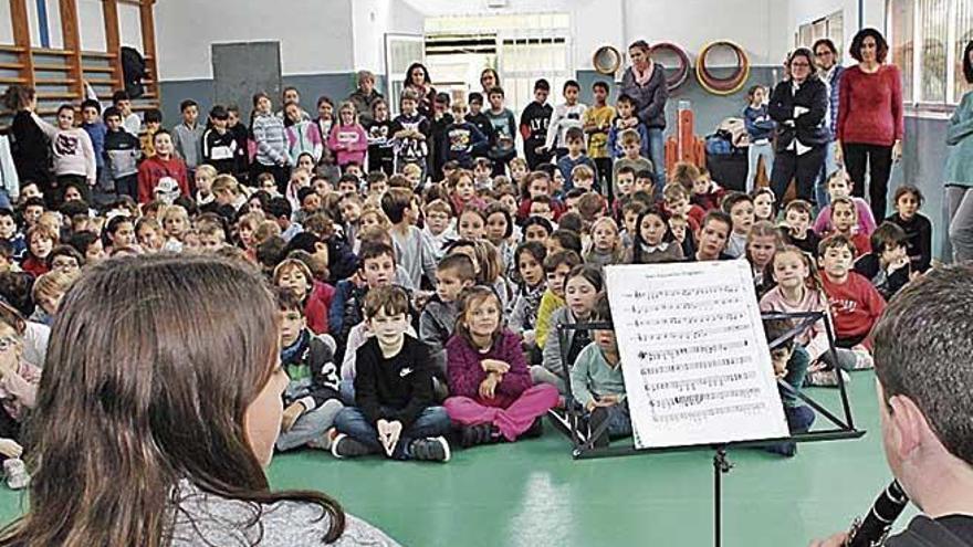 Celebren Santa Cecília, patrona de la música
