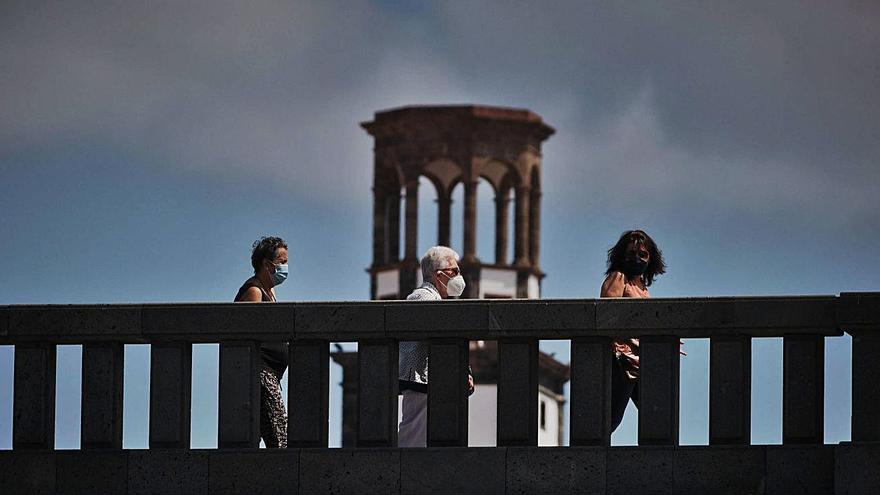 Tenerife reúne el 59% de los nuevos contagios que registra el Archipiélago