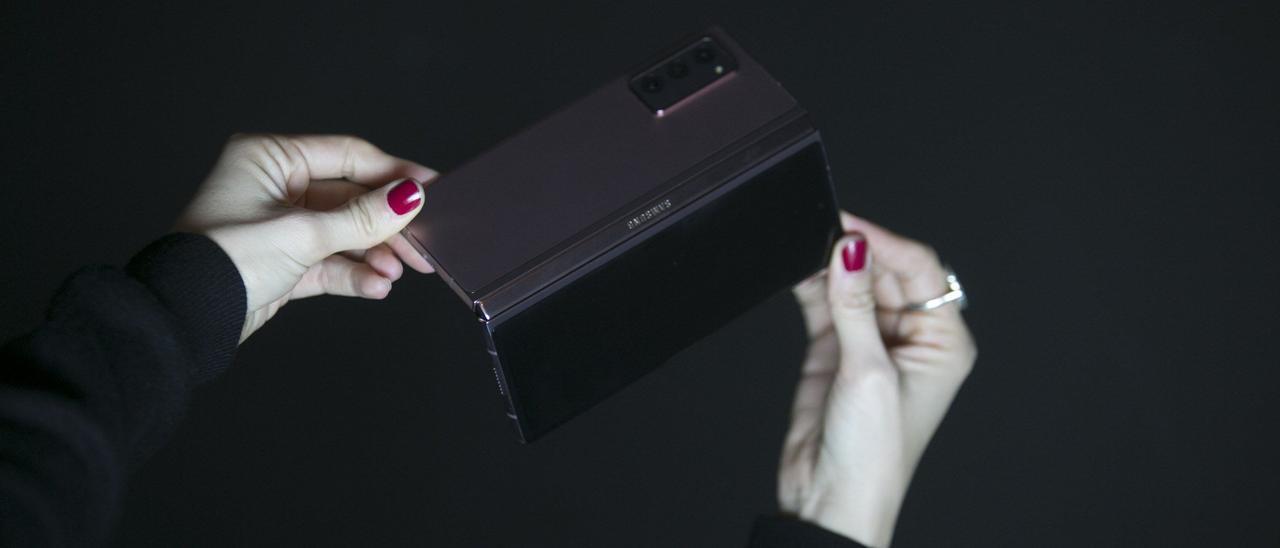 El Samsung Galaxy Fold 2