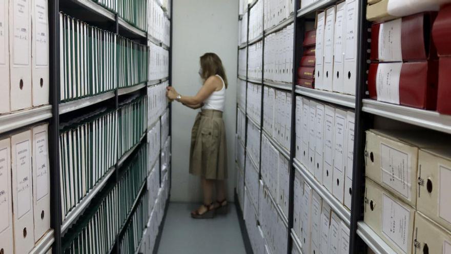 Benidorm saca a la luz en su web los fondos documentales históricos más relevantes