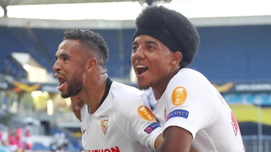 El Sevilla pasa por encima de la Roma a cuartos de final