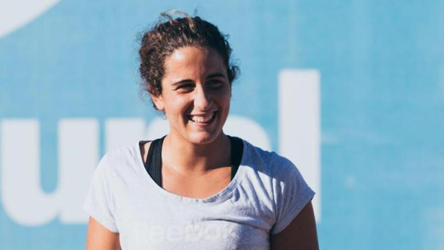 Ángela Fita se proclama campeona de dobles femenino del ITF de Lisboa