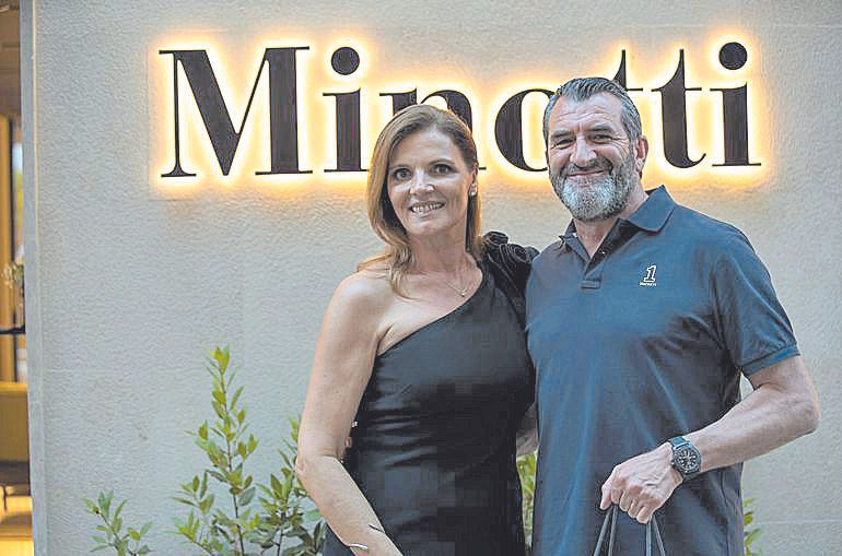 Exclusiva inauguración de la nueva flagship store Minotti Mallorca by Terraza Balear