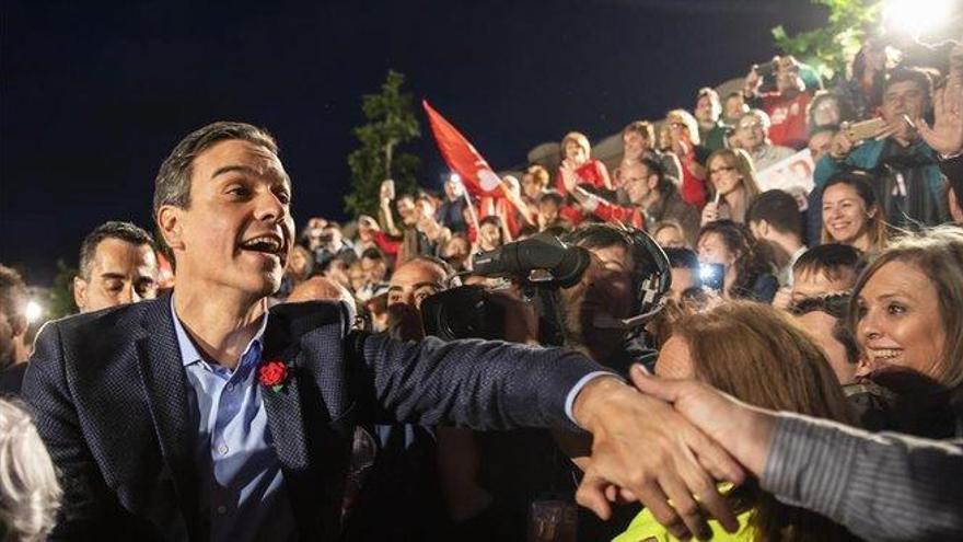 Pedro Sánchez: Un juego a todo o nada
