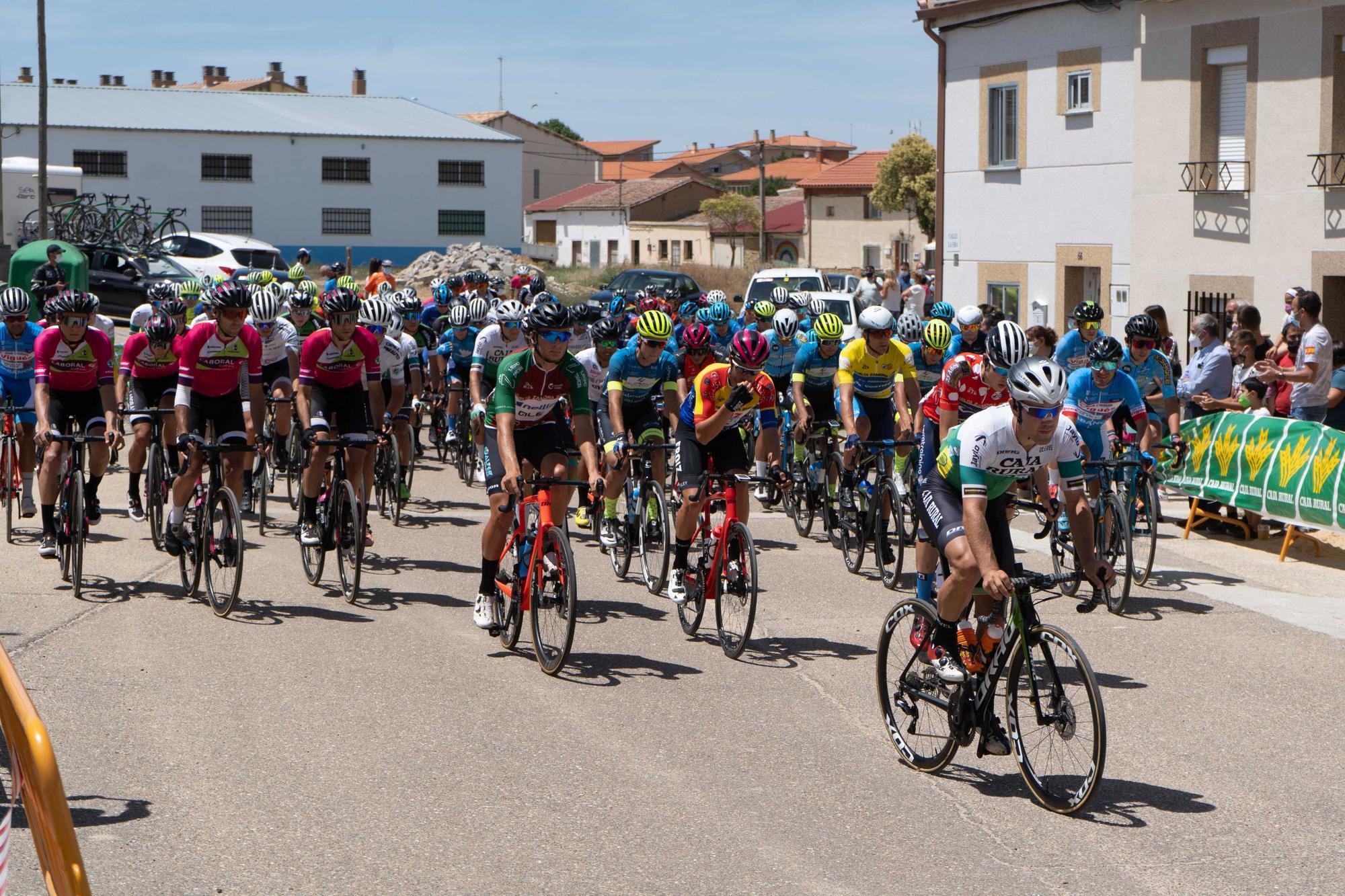 Vuelta Ciclista a Zamora - Segunda etapa