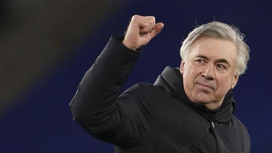 Carlo Ancelotti és el nou entrenador del Reial Madrid
