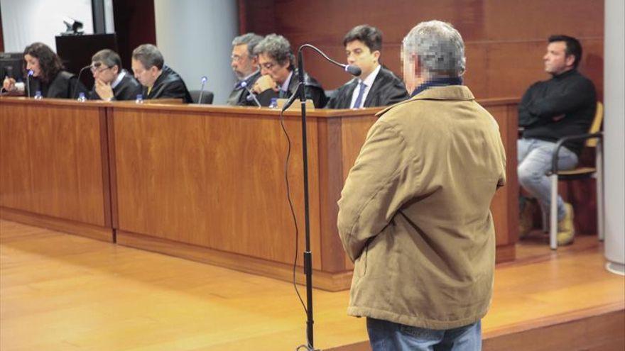 Dos años de prisión por atropellar al político de Robledillo