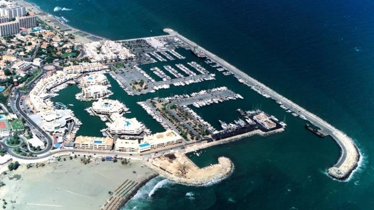Puerto deportivo de Benalmádena en una imagen de archivo