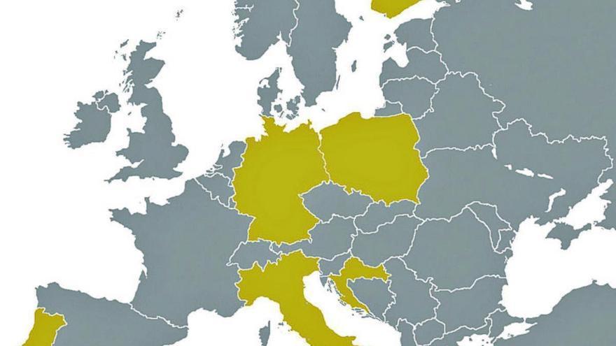 Una Europa sin fronteras para los jóvenes gijoneses