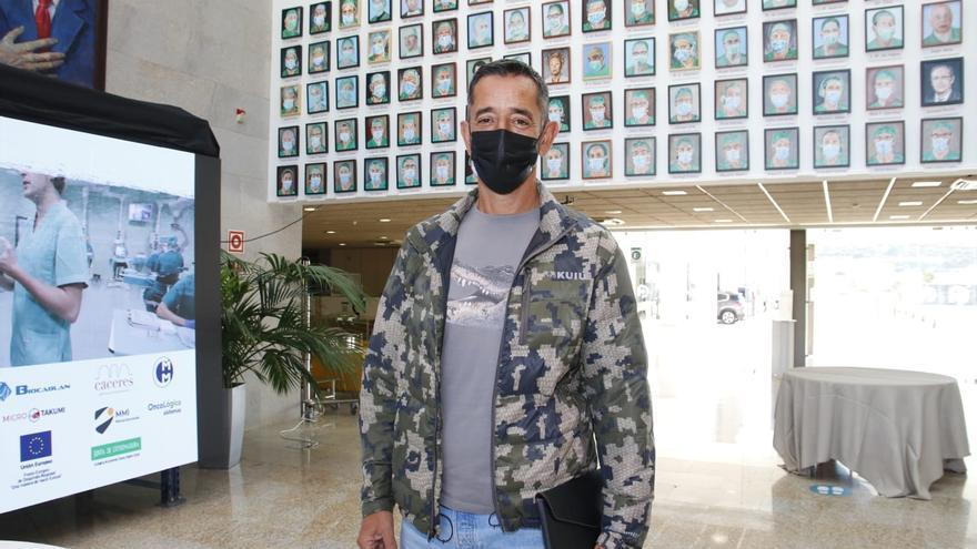 El doctor Pedro Cavadas, protagonista en el congreso de microcirugía