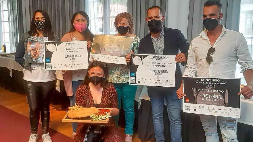 El Mejor Cachopo de Asturias 2021 se cocina en El Franco