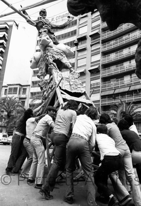HOGUERAS 1974