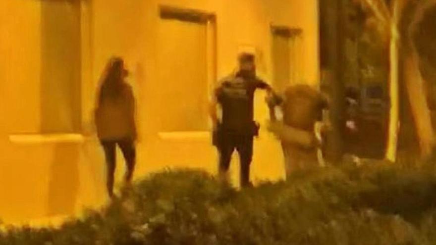 Investigan la agresión de un agente a un hombre que se suicidó después en Ibiza