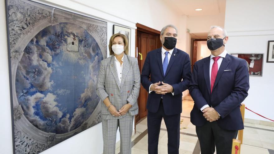El Patronato premia a los sanitarios y al rector de la UMH al designarlos cargos electos del Misteri